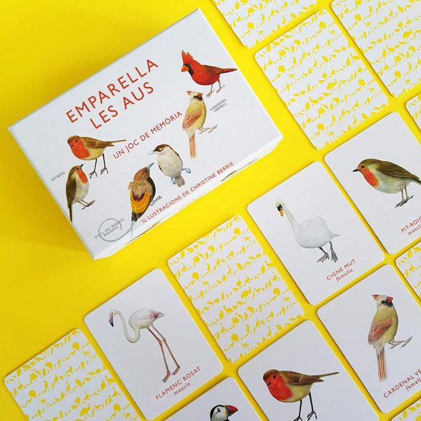 joc de memòria aus